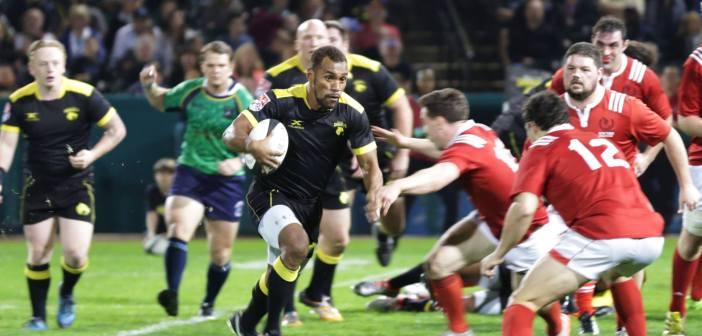 NYAC Rugby Host Glendale Raptors