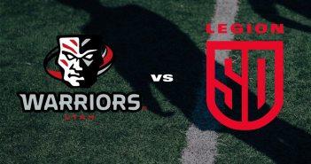 Major League Rugby Preview: San Diego Legion vs. Utah Warriors