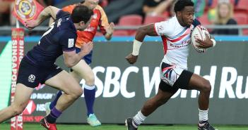 Hughes & Niua Return for 2018 London 7s