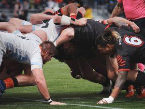 Austin Elite Rugby & Utah Warriors Battle for Playoffs
