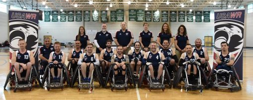USA Wheelchair Rugby Win Canada Cup For 6th Time