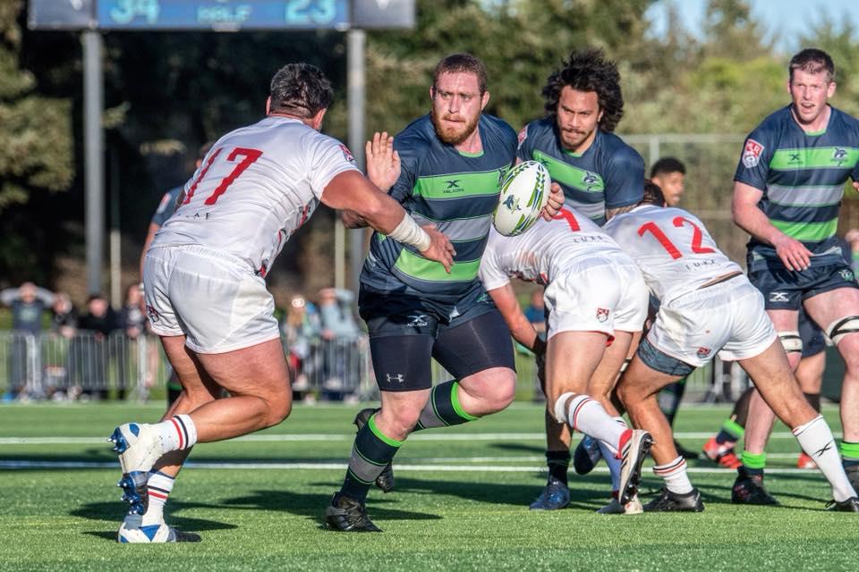0f00c083b2f Major League Rugby Semi-Final: Seattle Seawolves vs. San Diego Legion