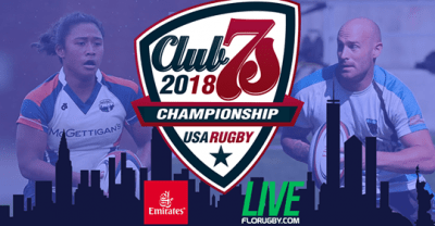 New York City Selected For 2018 USA Rugby Club Sevens