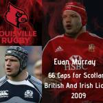 University of Louisville Rugby Adds Dr. Euan Murray Assistant Coach