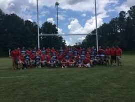 USA Rugby South Wins Rugby Americas North Championship
