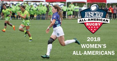 NSCRO Rugby Women's All-Americans