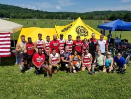 Dallas Rugby & Belmont Shore Qualify For 2018 USA Club 7s Nationals