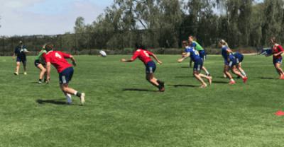 USA Rugby Women's Hawk Eye Camp