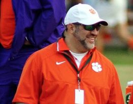 Martin Sarkees Jr. Returns as Clemson Women's Rugby Head Coach