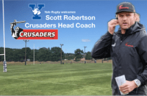 Yale Rugby Hosts Coaching Clinic With Crusaders Coach Scott Robertson
