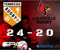 University of Louisville Men's Rugby Falls to Tennessee in Closing Minutes
