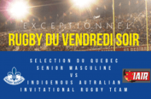 Indigenous Australian Rugby Team vs. Rugby Quebec Selects Preview