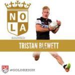 NOLA Rugby Club signs South African Tristan Blewett