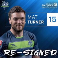 Seattle Seawolves Fullback Mat Turner Returns for 2019 MLR Season