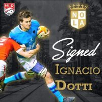 New Orleans Gold Signs Uruguay Lock Ignacio Dotti