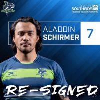 Seattle Seawolves Re-Sign Flanker Aladdin Schirmer