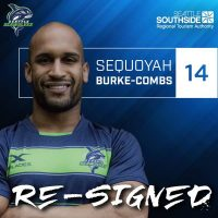 Seattle Seawolves Re-Sign Sequoyah Burke-Combs
