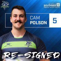Seattle Seawolves Re-Sign Çam Polson