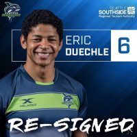 Seattle Seawolves Re-Sign Eric Duechle