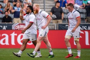 USA Rugby Men's Eagles vs. Samoa Confirmed for November 2018