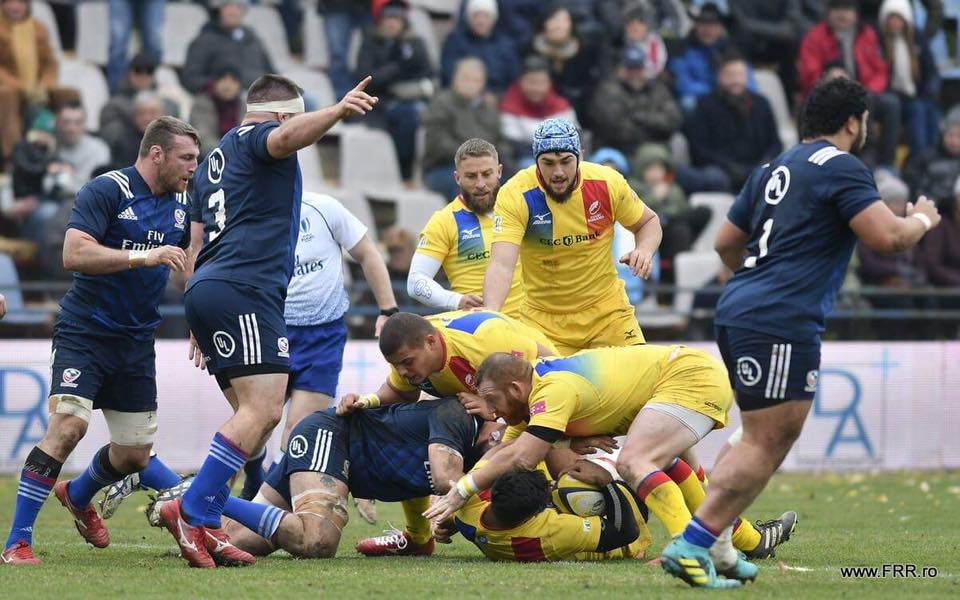 Usa Rugby Men S Eagles Dominate In Win Over Romania Djcoilrugby