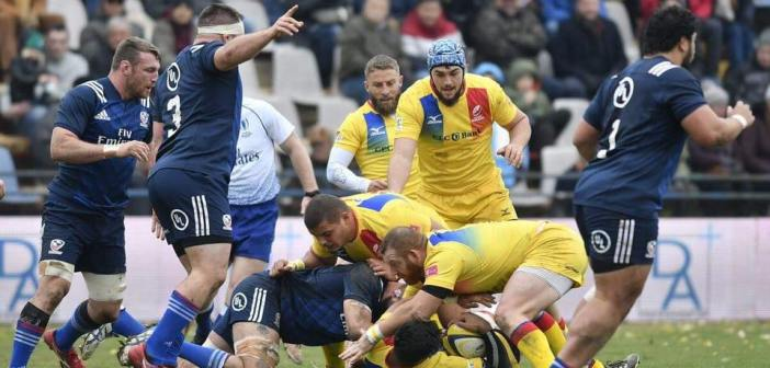 USA Rugby Men's Eagles Dominate in Win Over Romania