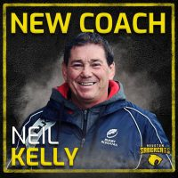 Houston SaberCats Forwards Coach Neil Kelly