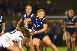 USA Rugby Women's Eagles Finish Internationals Against Ireland