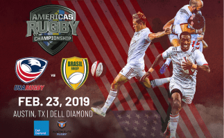 2019 Americas Rugby Championship: USA vs Brazil Relocated to Austin