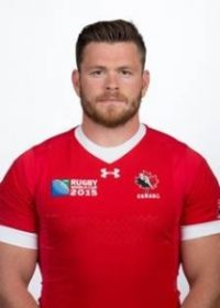 Toronto Arrows Sign Canada Scrumhalf Jamie Mackenzie