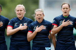 USA Rugby Women's Eagles Host Black Ferns: The Rugby Weekend