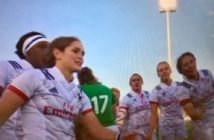 USA Rugby Women's Eagles End Fall Internationals Beating Ireland