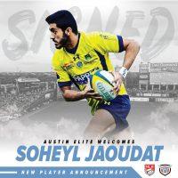 Austin Elite Rugby Adds Moroccan Wing Soheyl Jaoudat