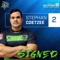 Seattle Seawolves Sign Stephan Coetzee