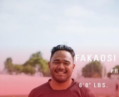 San Diego Legion Re-Signs Faka'osi Pifeleti