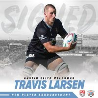Austin Elite Rugby Signs Travis Larsen