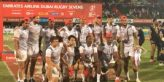 USA Men's Eagles Sevens Gain Silver at Dubai Sevens