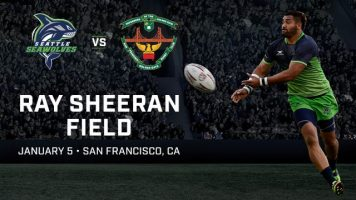 San Francisco Golden Gate Rugby Host Seattle Seawolves