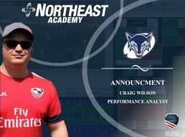 Northeast Academy Names Craig Wilson Performance Analyst