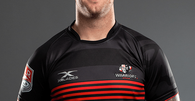 Utah Warriors Re-Signs John Cullen