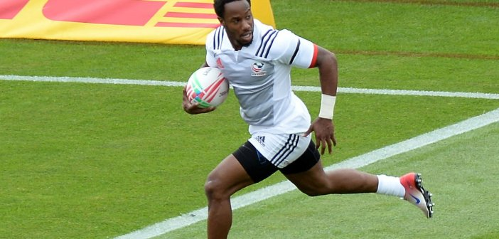 Men's Eagles Sevens Silver medalist at Hamilton Sevens