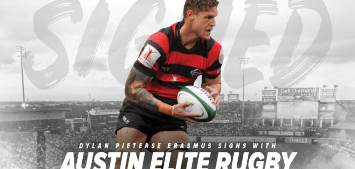 Austin Elite Rugby Signs Dylan Pieterse