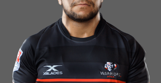 Utah Warriors Signs Jahmin Gernhoefer