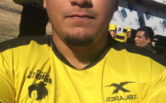 Houston SaberCats Irving Carcamo