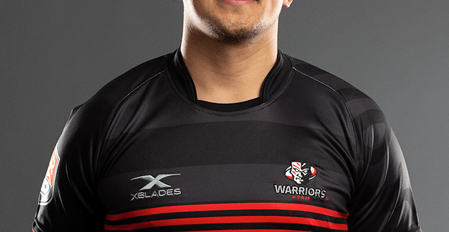 Utah Warriors Re-Signs Jackson Kaka