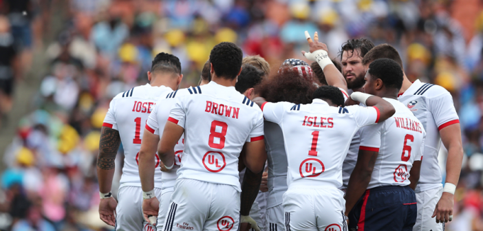 Men's Eagles Sevens Residency 2019