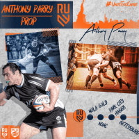 Rugby United New York Signs Anthony Parry