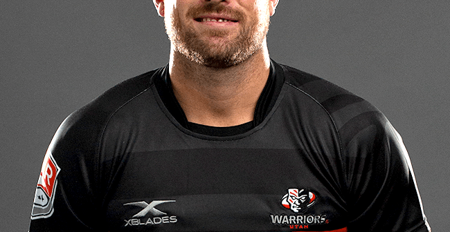 Utah Warriors Signs New Zealand Player Coach James Semple