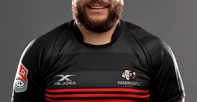 Utah Warriors Re-Signs Jared Whippy