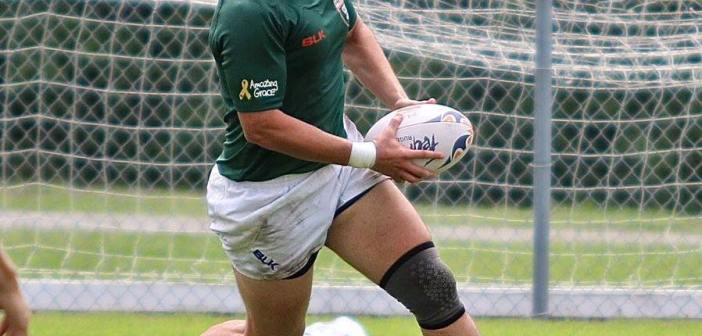 Houston SaberCats Adds Amro Gouda